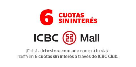 9 cuotas sin interes con ICBC Mall